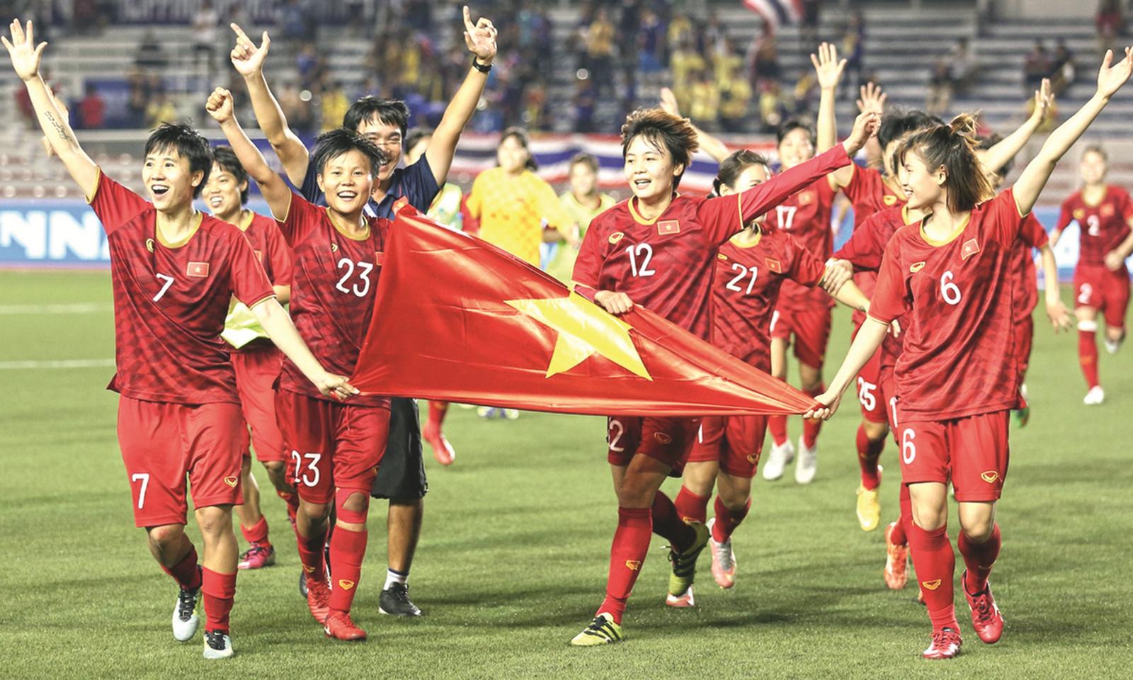 Bóng đá Việt Nam 2019: Thăng hoa những nốt nhạc đỏ