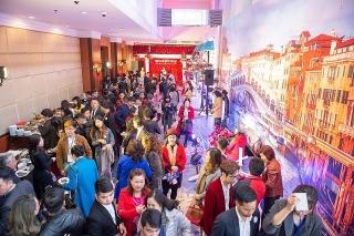 Vinpearl Grand World Condotel gây ấn tượng mạnh với nhà đầu tư tại Hà Nội