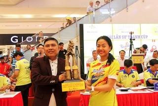 Mãn nhãn với màn tranh tài của 30 đội tại Giải lân sư tranh Cup Number 1