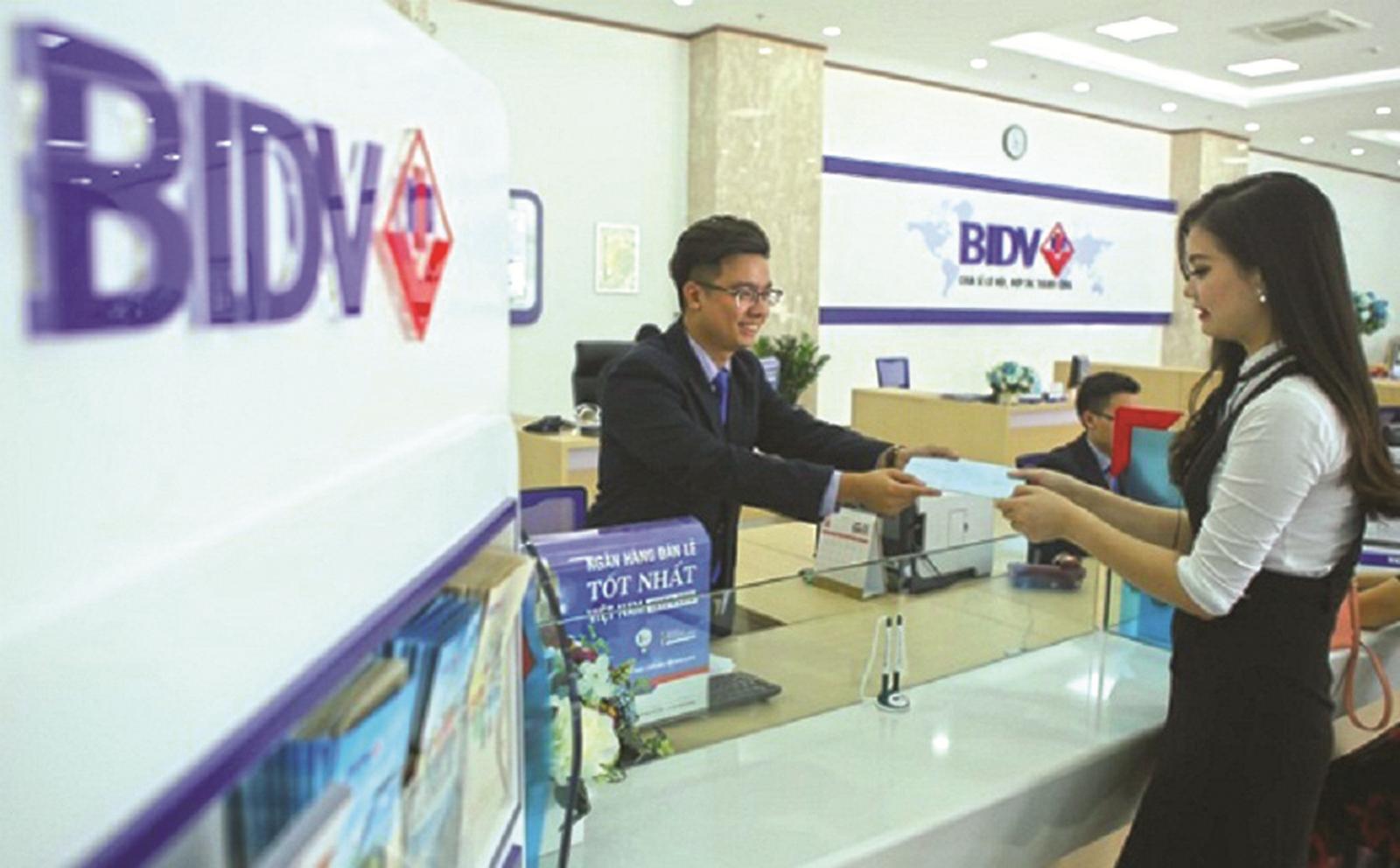 BIDV thông báo niêm yết trái phiếu