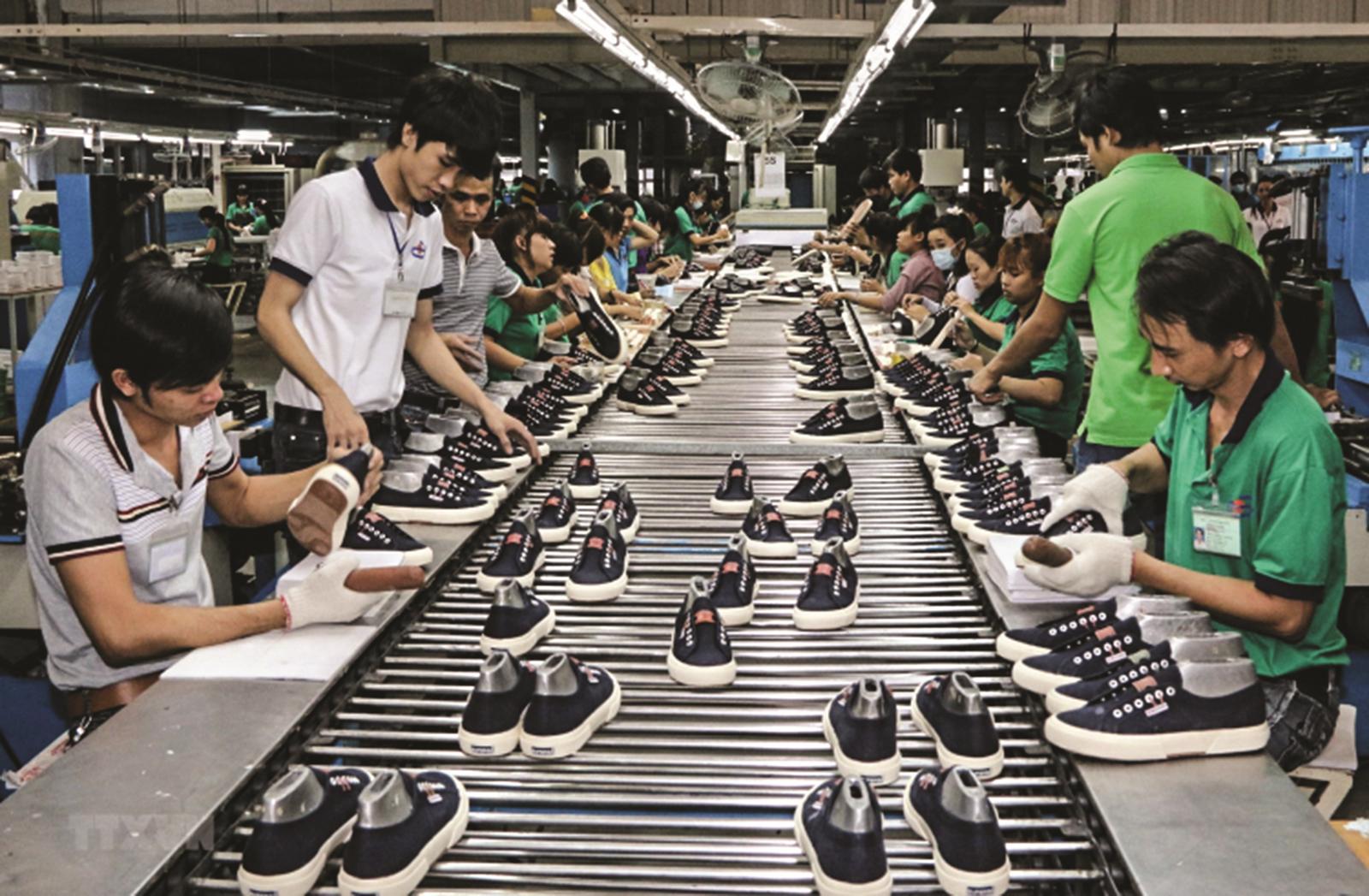 Ngành da giày Việt Nam: Hướng đến 24 tỷ USD xuất khẩu