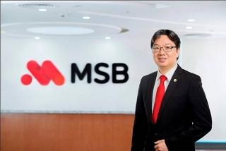 MSB có tổng giám đốc mới