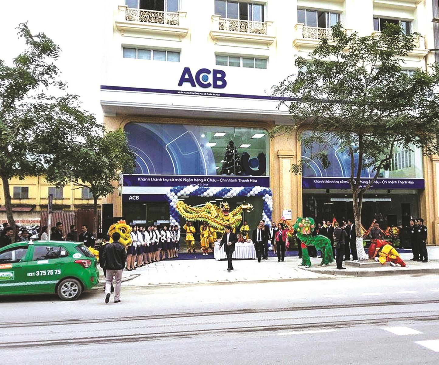 Ngân hàng TMCP Á Châu khu vực Nam Hà Nội: Hướng đến khách hàng thể nhân