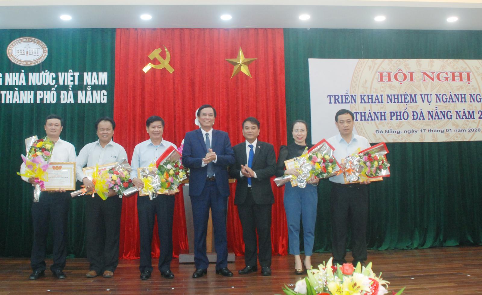 Ngành Ngân hàng góp phần quan trọng vào phát triển Đà Nẵng