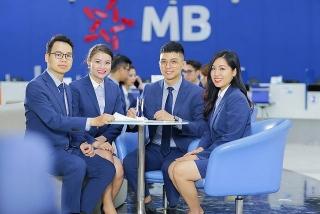 Ngân hàng TMCP Quân đội:Giữ vị trí Bancas số 1 thị trường