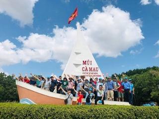 Lữ hành Saigontourist phục vụ hơn 29.000 du khách dịp Tết Canh Tý