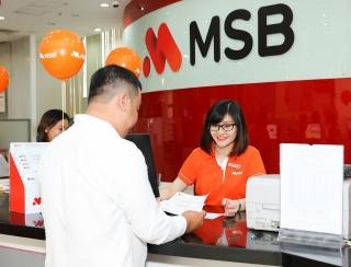MSB đạt lợi nhuận hơn 2.200 tỷ đồng