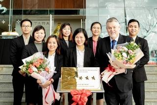 Thêm một căn hộ du lịch dành cho gia đình tại Đà Nẵng nhận chứng nhận năm sao