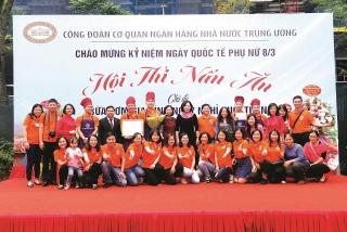 Công đoàn Ngân hàng Việt Nam:10 hoạt động nổi bật năm 2020