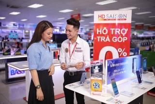 HD SAISON nằm trong Top 500 doanh nghiệp lớn nhất Việt Nam