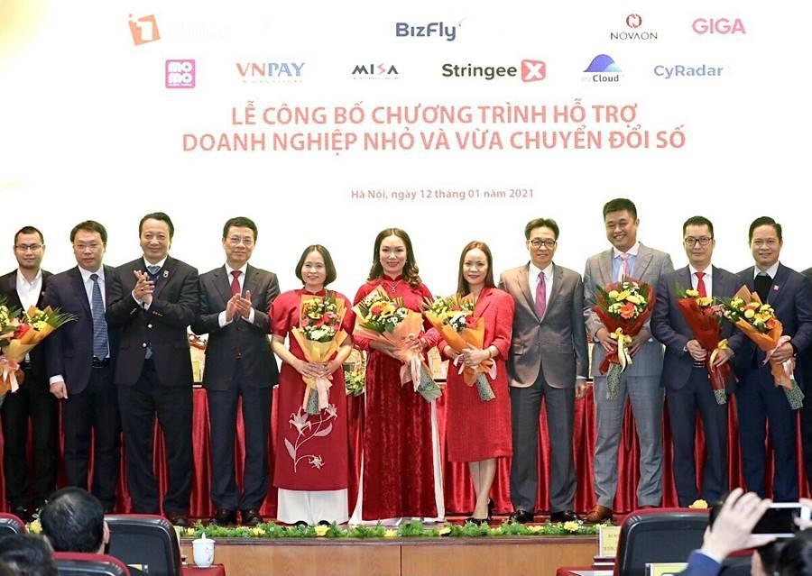 vietnamworks tham gia chuong trinh ho tro chuyen doi so cho cac doanh nghiep nho va vua