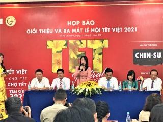 TP.HCM: Lễ hội Tết Việt 2021 không chỉ quảng bá văn hóa mà còn kích cầu mua sắm