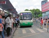 TP.HCM: Triển khai nhiều giải pháp thu hút khách đi xe buýt