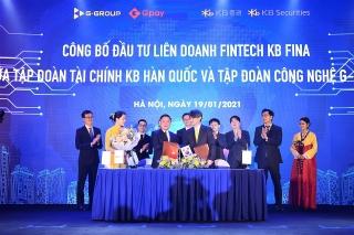 Tập đoàn KB Hàn Quốc đầu tư 425 tỷ đồng vào ví điện tử Gpay