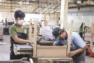 Ngành gỗ hướng tới xuất khẩu 14 tỷ USD