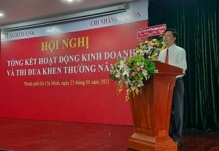 Agribank chi nhánh Sài Gòn triển khai nhiều giải pháp kinh doanh hiệu quả