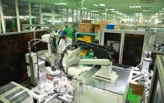 TP. Hồ Chí Minh: Công nghiệp, thương mại tiếp tục thu hút vốn đầu tư
