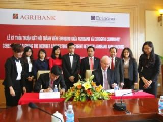 Agribank trở thành thành viên chính thức của Eurogiro Community