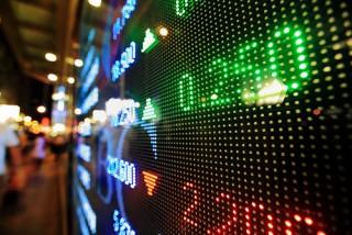 Chứng khoán sáng 3/2: Cổ phiếu ngân hàng đồng loạt giảm giá