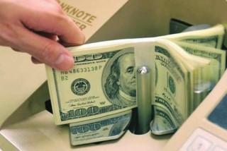 Tỷ giá hạch toán USD tháng 2/2015 là 21.417 đồng/USD