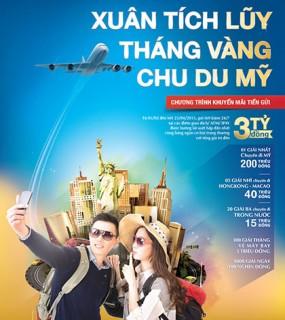 Du lịch thả ga khi gửi tiết kiệm tại VietinBank
