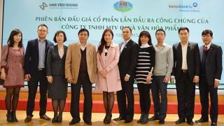 VietinBankSc và HNX tổ chức thành công phiên đấu giá bán cổ phần
