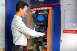DongA Bank ra mắt ATM nạp tiền trực tiếp