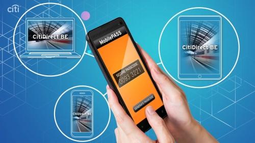 Citi triển khai hệ thống MobilePASS tại thị trường Châu Á - Thái Bình Dương