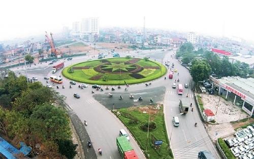 Gia hạn tiến độ thực hiện xây dựng nút giao thông trung tâm quận Long Biên