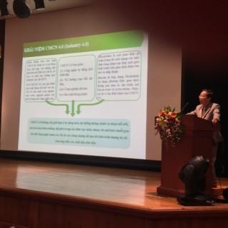 Hội nghị  chuyên đề về Cuộc cách mạng công nghiệp lần thứ 4
