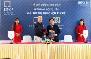 Nhất Nam Land phân phối độc quyền dự án Elysia Complex City