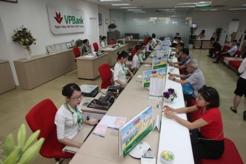 Lợi nhuận của VPBank đến chủ yếu từ thu nhập lãi thuần với mức tăng 4.500 tỷ đồng