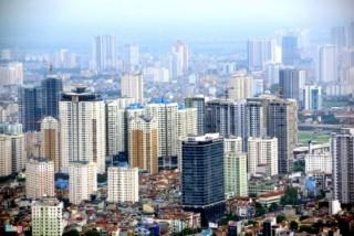 Giá nhà Hà Nội giảm, TP.Hồ Chí Minh tăng