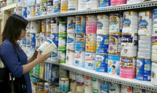Hà Nội: Sản phẩm sữa dành cho trẻ em dưới 6 tuổi được áp dụng bình ổn giá