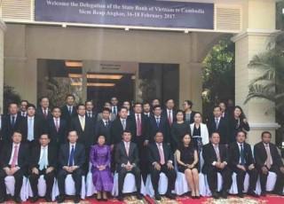 Vietcombank nghiên cứu phương án mở rộng hoạt động tại thị trường Campuchia