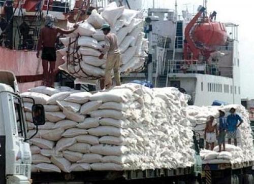 Lượng gạo tồn kho trong tháng đầu năm ước gần 956.000 tấn