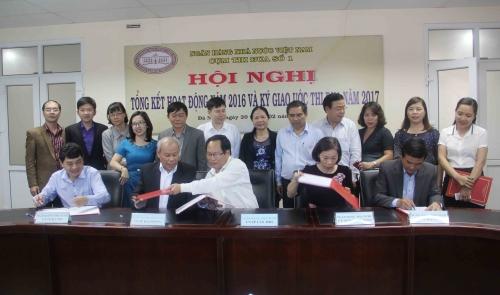 NHNN chi nhánh các TP trực thuộc Trung ương đẩy mạnh phong trào thi đua
