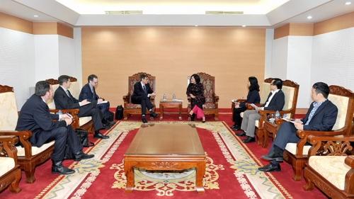 Đẩy mạnh hợp tác giữa NHNN và Bộ Tài chính Hoa Kỳ