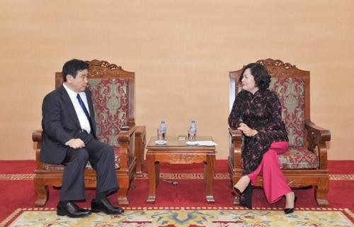 Hoạt động hợp tác và hỗ trợ của OAP với Việt Nam được đánh giá cao