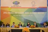 Hội nghị Thứ trưởng Tài chính và Phó thống đốc NHTW APEC 2017