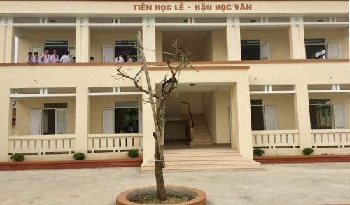 Maritime Bank tặng 1 tỷ đồng xây trường học tại tỉnh Thái Bình