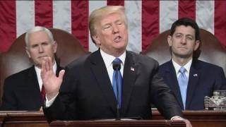 """Tổng thống Donald Trump: Vì """"Một nước Mỹ an toàn, mạnh mẽ và tự hào"""""""