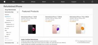 Apple bất ngờ bán iPhone 7/7 Plus đổi bảo hành, rẻ hơn hàng mới khoảng 2 triệu đồng