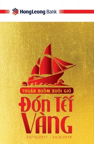 Hong Leong Bank tung quà hút vốn Tết