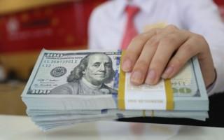 Giá mua - bán USD giảm nhẹ sau tín hiệu điều hành của NHNN