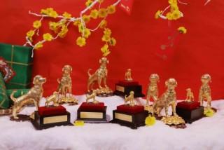 PNJ giới thiệu sản phẩm cho ngày Vía Thần Tài