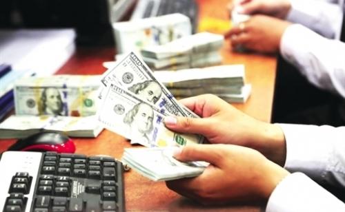 Giá bán USD ngân hàng phổ biến trong khoảng 22.740-22.750 đồng/USD