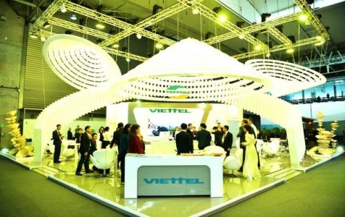 Viettel đưa các giải pháp công nghệ 4.0 đến MWC 2018