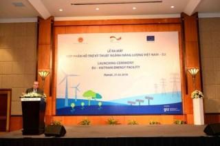 EU hỗ trợ phát triển năng lượng bền vững tại Việt Nam