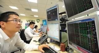 Chứng khoán chiều 27/2: Cổ phiếu ngân hàng dẫn dắt thị trường